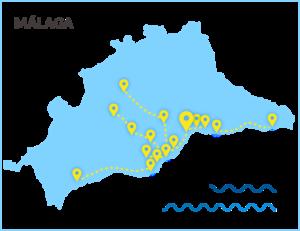 Distribución de productos congelados en Málaga y provincia