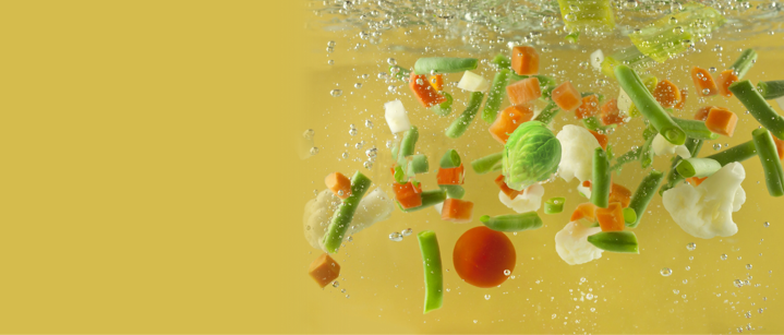 Verduras para hostelería
