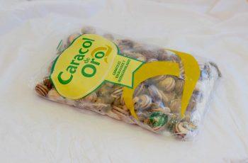 Distribución de caracoles para tiendas de alimentación y hostelería
