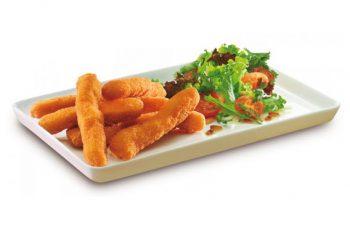 finger de pollo congelados