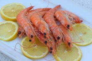 Langostino cocido congelado - Cocelang mariscos congelados Málaga