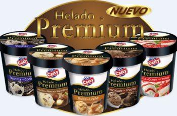 Distribución de Tarrinas Premium Casty en Málaga