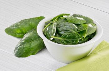 Espinacas congeladas - Distribución verduras congeladas Málaga