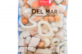 Frutos del mar congelados Mayorista en Málaga