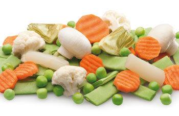 Distribución de verduras congeladas - menestra imperial congelados navarra