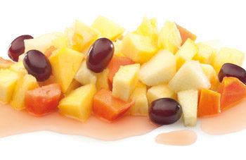 Distribución de verduras y frutas congeladas en Málaga
