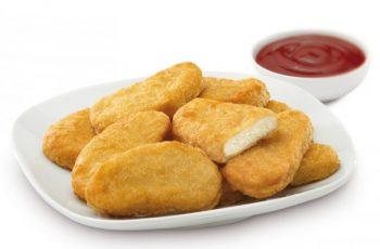 nuggets de pollo congelados