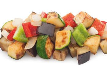 Distribución de verduras congeladas para Málaga y provincia