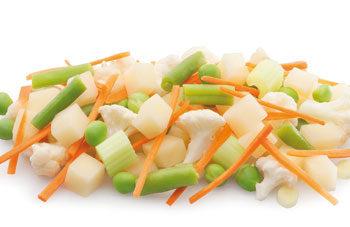 Venta de productos congelados y verduras en Málaga