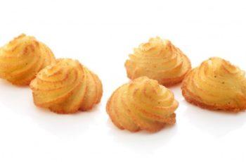 Patatas fritas congeladas duquesa para hostelería