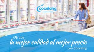 Distribuidor de congelados en Málaga Cocelang