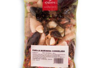 Paella marinera congelada