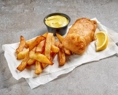 ¿Fish and chips en Málaga? - Blog Hostelería en Málaga