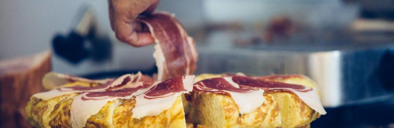 Las tapas más populares en los bares - Hostelería en Málaga