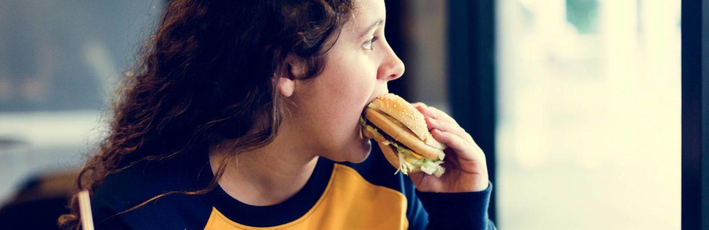 Los causantes de la obesidad infantil - Pescados y Mariscos