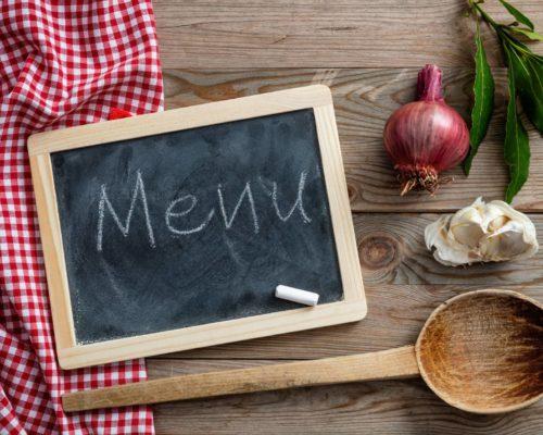 ¿Es bueno ofrecer un menú de restaurante? - Hostelería en Málaga