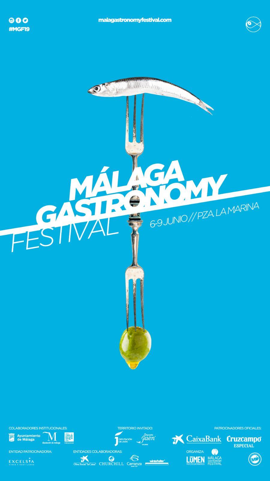 Festival Gastronómico de Málaga 2019 - Hostelería en Málaga