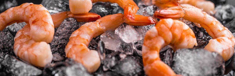 ¿Por qué debes comprar marisco congelado en verano?