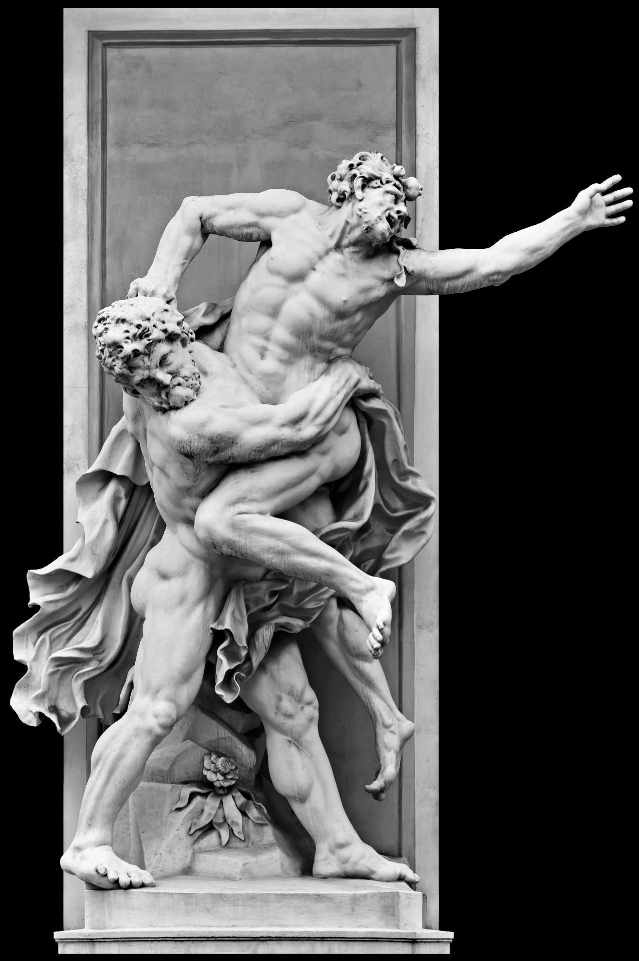 Mito Hercules Anteo