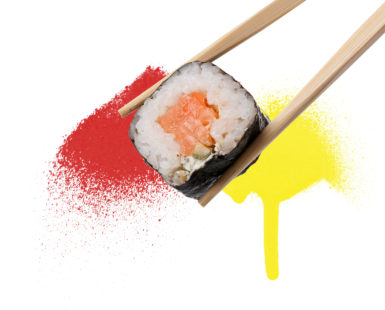 Sushi, tan español como la croqueta - Hostelería en Málaga