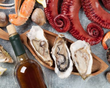 Dónde comprar marisco para restaurantes