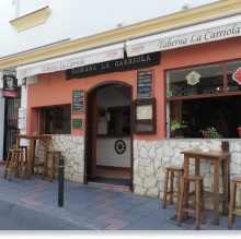 Restaurante Taberna La Carriola