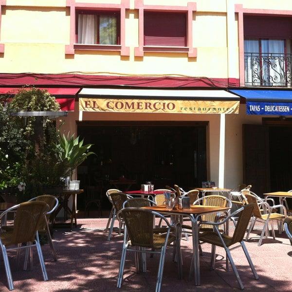 Restaurante El Comercio Marbella