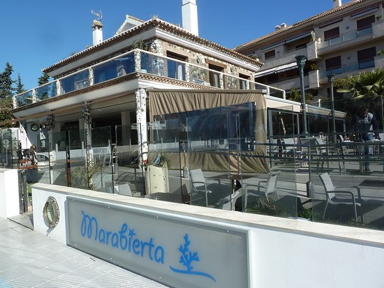 Restaurante Marabierta Marbella